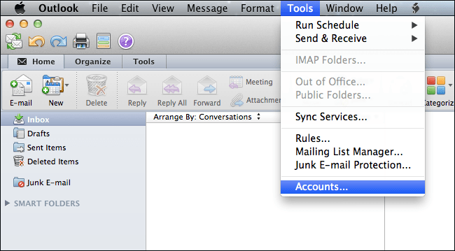 Steps to Convert OLM to Outlook PST file